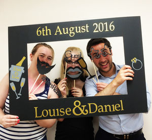Photo Booth And Props Personalised