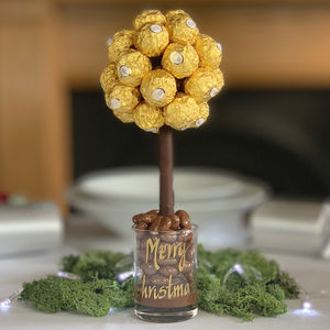 Personalised Ferrero Rocher® Sweet Tree - chocolates & confectionery