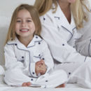 Mother And Daughter Personalised Star Pyjama Set