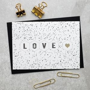 Love Night Sky Card - cards & wrap