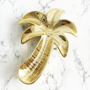 Palm Tree Jewellery Dish