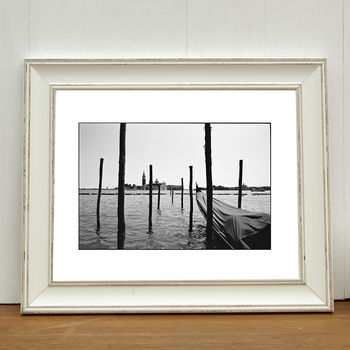 Grand Canal, Venice Photographic Art Print