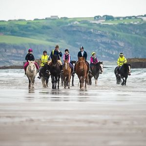 Beach Horse Riding Experience For Two - experience gifts