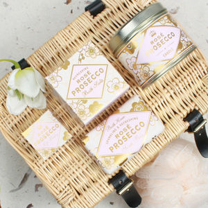 Rosé Prosecco Gift Hamper Luxury