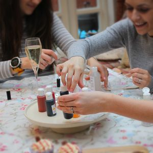 Make Your Own Custom Nail Polish Party Or Hen Do