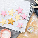 Personalised Fairy Wand Biscuit Baking Kit Gift