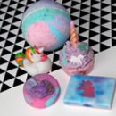 Unicorn Bath Gift Set