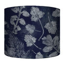 Forest Textures Botanical Lampshade