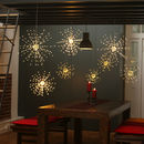 Starburst LED Light Decoration