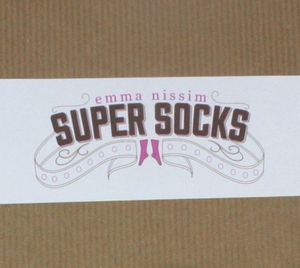 Bike Printed Super Socks Large