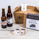Beer And Make Your Own Bacon Gift Box