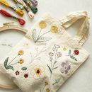 In Bloom Embroidery Kit By Wool And The Gang