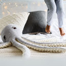 Large Octopus Crochet Kit