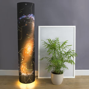 Galactic Space Constellation Theme Floor Lamp