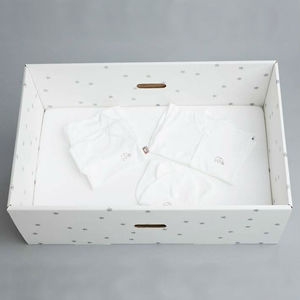 Cherish Baby Box With Organic Clothing - gift sets