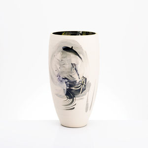 Above The Stars Design Large Ceramic Vase