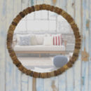 Bespoke Cork Float Mirror