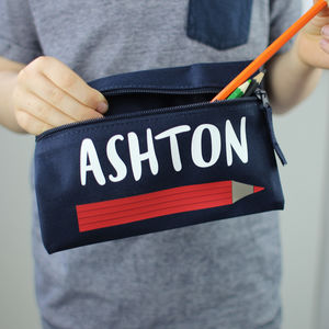Personalised Pencil Case, Pencil - view all new