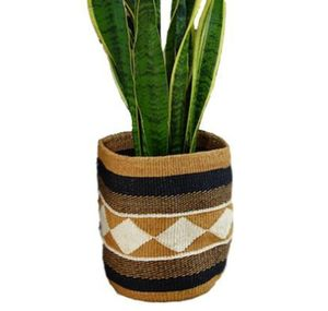 Geometric Basket Planters - view all new