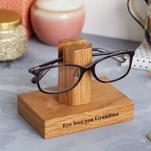 Personalised Glasses Stand For Her - gifts for grandmothers
