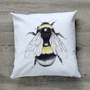 Bumblebee Luxury Cushion