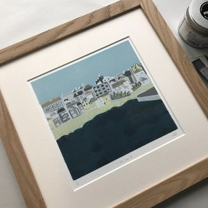Limited Edition St Ives Print Two - nature & landscape