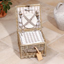 Tyburn Luxury Personalised Picnic Hamper For Two