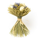 Rose And Lavender Wheat Sheaf
