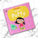 Personalised Potty Training Book: Princess Potty