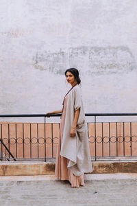 Pure Handmade Khadi Cotton Robe Wrap