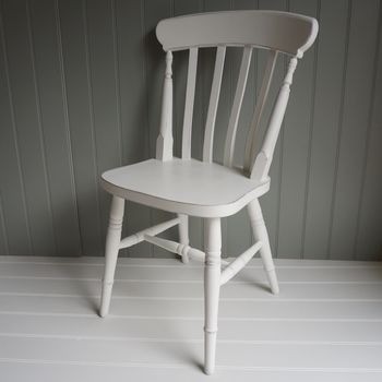 Cottage Chair Hand Painted In Any Colour
