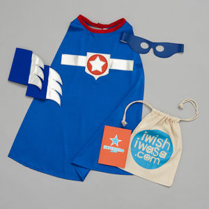 Superstar Costume Set Superhero Gift Set