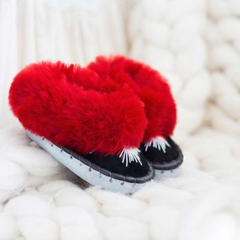 Childrens Ruby Sheepers Slippers