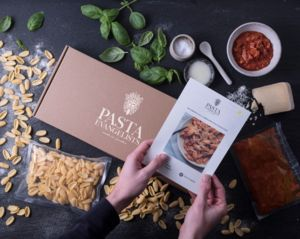 Variety Fresh Pasta For Two: Five Week Subscription - foodie