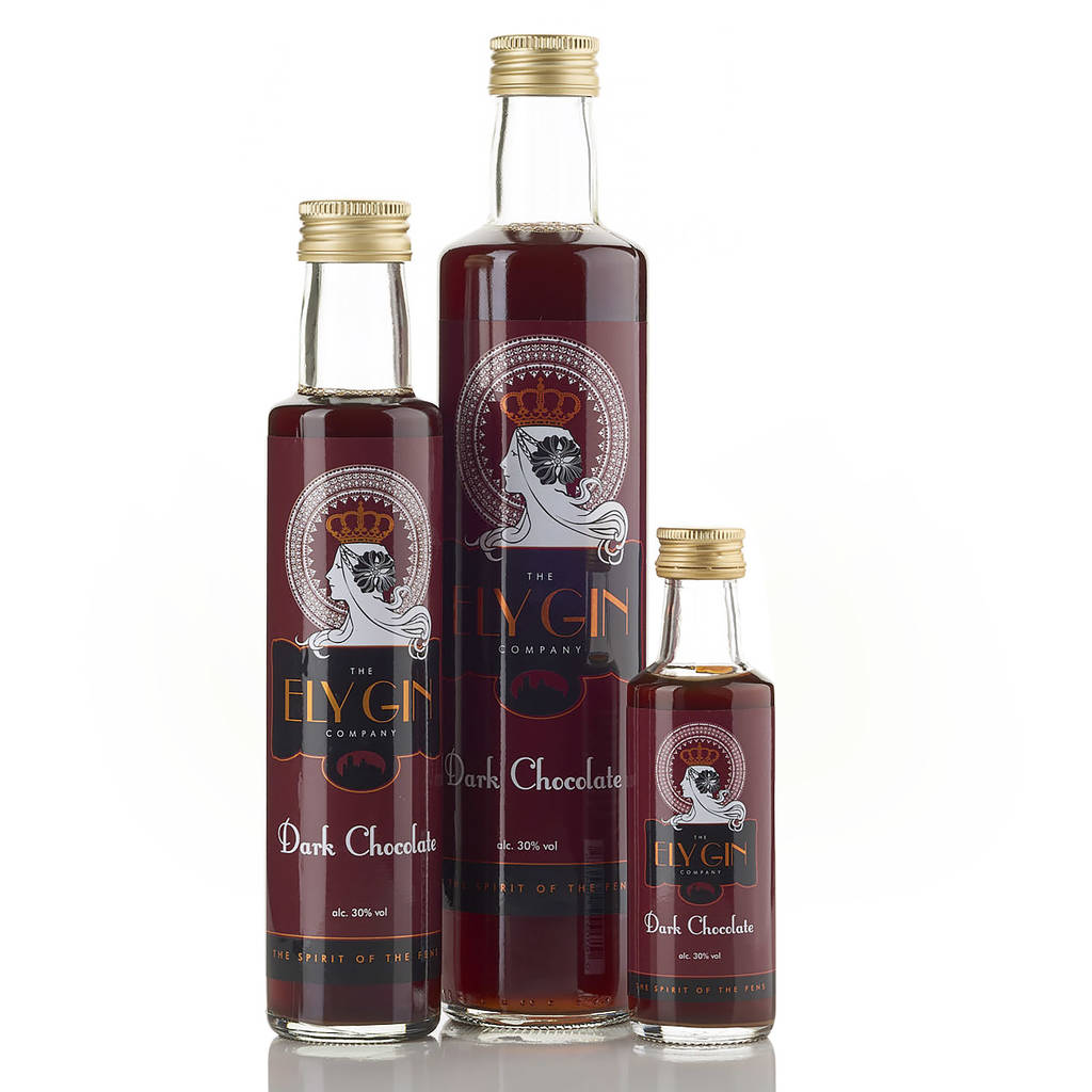 Ely Gin With Dark Chocolate