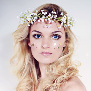 Harriet Gypsophila Headband - top 50 hairpieces