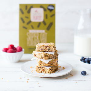 Gluten Free Super Oat Flapjack Mix With Quinoa - make your own kits
