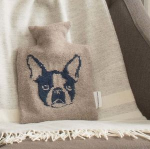 Dog Lovers Knitted Hot Water Bottles - bedroom