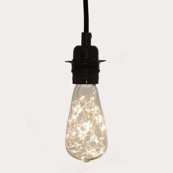 Decorative LED Light Bulb Teardrop Large