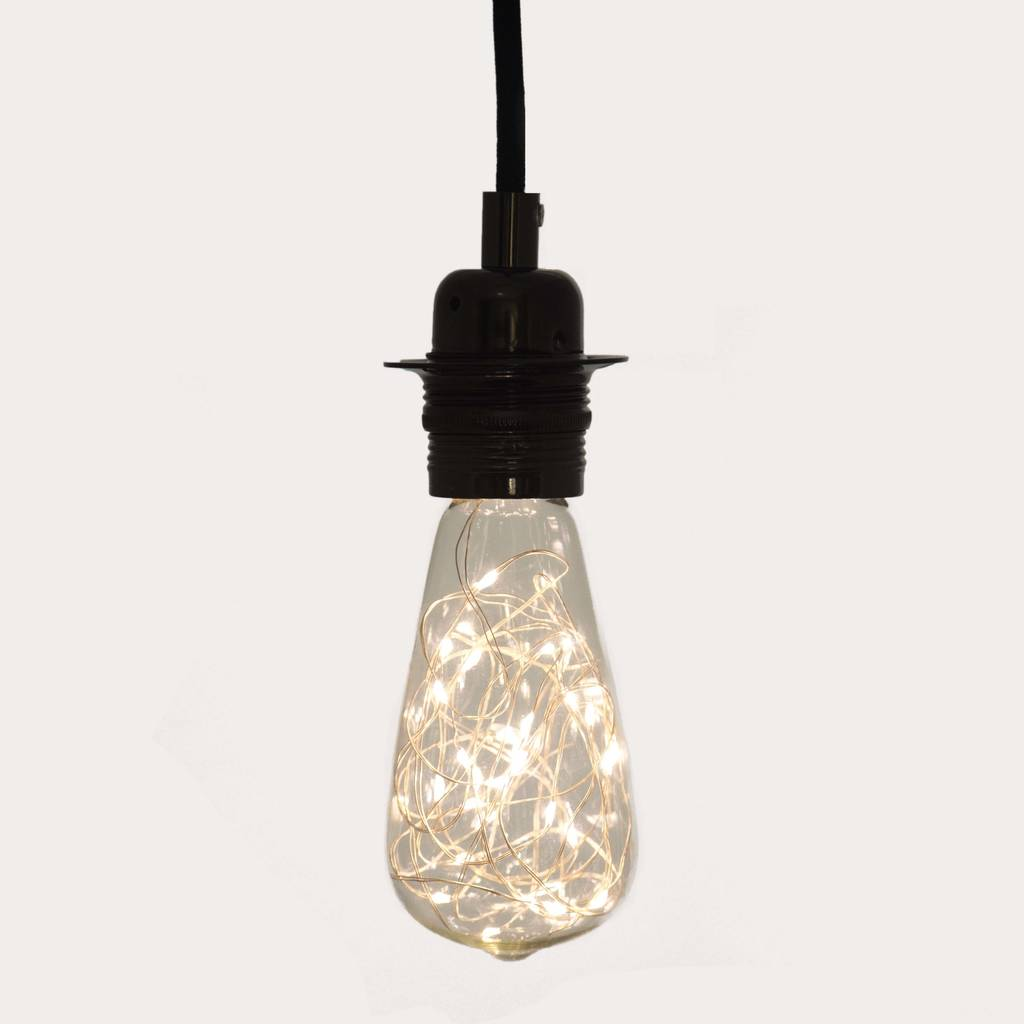 Decorative Led Light Bulb Teardrop Large By William
