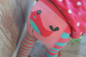 Tweetie Bird Leggings - clothing