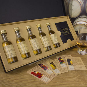 Penderyn Welsh Whisky Set - birthday gifts