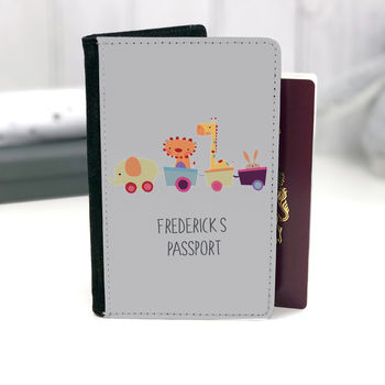 Personalised 1st Passport Cover