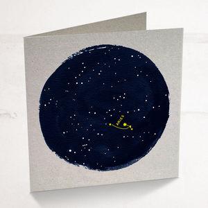 Aries Horoscope Astrology Birthday Card
