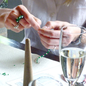 Cocktail Ring Making Workshop Available Nationwide