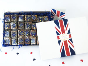 British Ultimate Gluten Free Brownie Box
