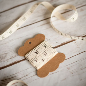 Tape Measure Sewing Ribbon Gifts Craft