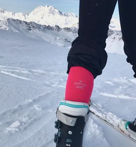 Personalised Ski, Snowboard Socks - clothing