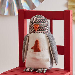 Penguin Cuddly Toy