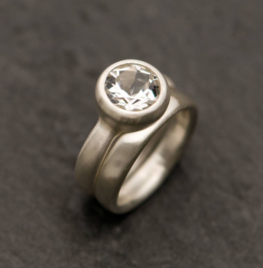 ring gray medium rings jewelry products grey blount hannah lady wedding cameo